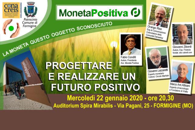 Moneta Positiva_Formigine
